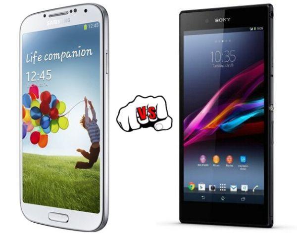 Galaxy-S4-Xperia-Z-Ultra