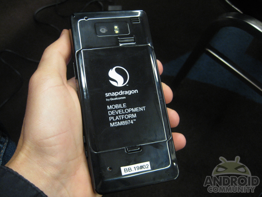 Benchmark Test of Snapdragon S800: The result is the expectations | vyagers